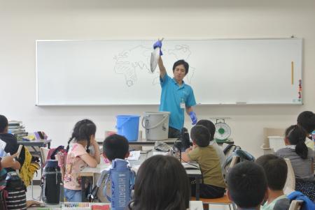 2017.07.01〜2017.08.10平成29年度日本平動物園サマースクール開校